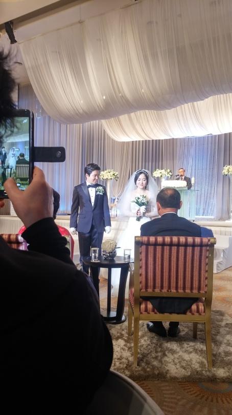 소희누나 결혼식